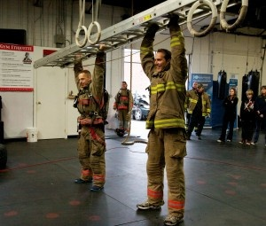how to become firefighter fit