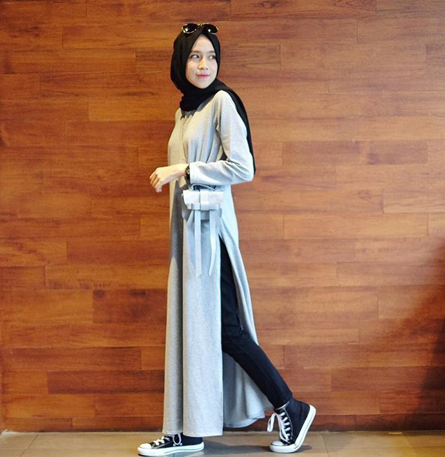 silt maxi dress @deunique.id ✨