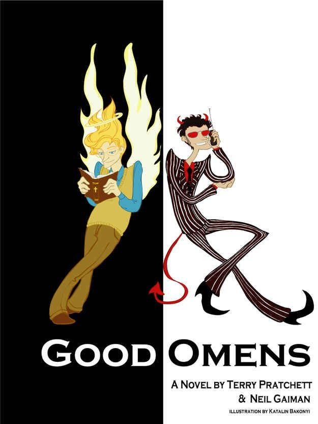 Good Omens , by Terry Pratchett & Neil Gaiman | 32 Books Guaranteed To Make You Laugh Out Loud
