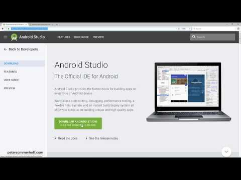 (8) Kotlin for Android Developers #1: Install Android Studio - YouTube