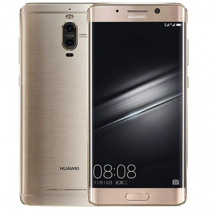 "Huawei Mate 9 Pro L29 5.5"" Dual SIM Phone, 6GB RAM 128GB ROM - Golden - Free Shipping - DealExtreme"