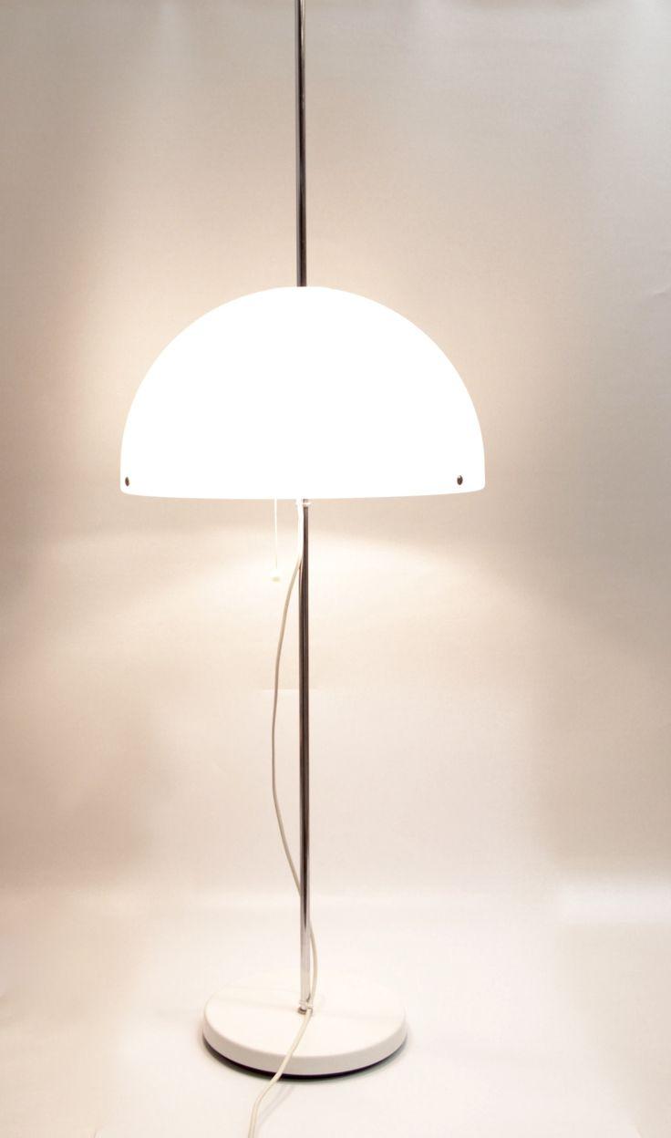 Original Stehlampe der Marke Fagerhults Schweden, Desing 70er Jahre Verstellbar…