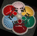Circle of Friends Crinoline Doily