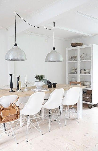 White danish style kitchen www.homesalemalta.com