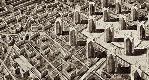 Arkitekturvandring i Bergen: Før funksjonalismen