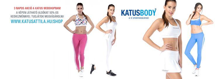 20-50%-os akció május 13-14-15. :) http://katusattila.hu/shop/learazas