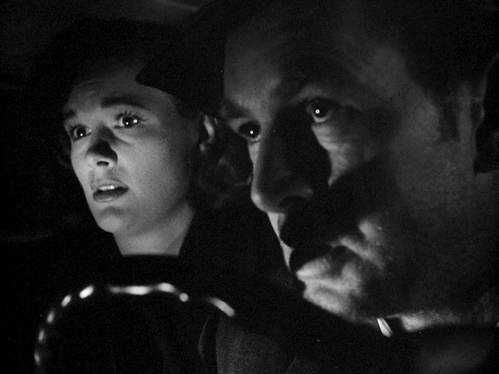 Jean Hagen and Sterling Hayden 1950