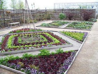 the menu garden in early spring - Vegetable Garden Ideas For Spring