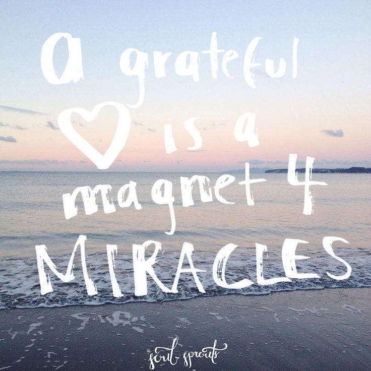 #miracles #beach #grateful #heart #quote #ocean #sunset #soulsprouts #design #typography #ink #font #newzealand