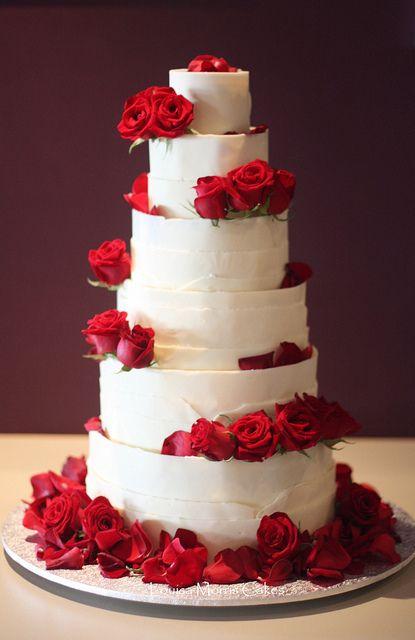 4 tier wedding cake recipes