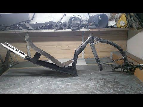Costruire Una Bicicletta Reclinata In Carbonio Prima Parte