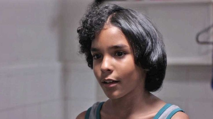 Actor Samuel Lange Zambrano plays Junior, a boy who becomes obsessed with relaxing his hair, in PELO MALO.