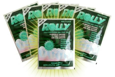 FLASH Sale! 5 Rolly Brush Singles for $3.45, plus get one free!