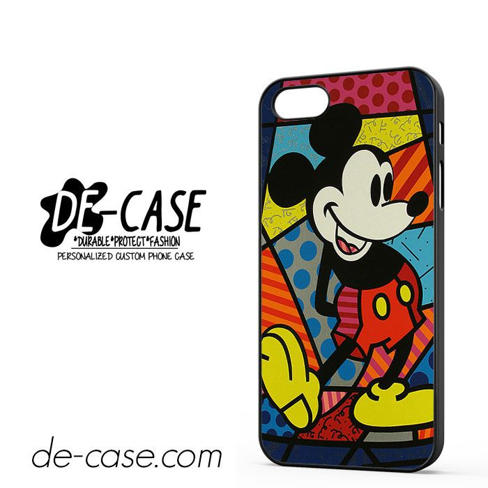 Mickey Mouse Disney DEAL-7201 Apple Phonecase Cover For Iphone SE Case
