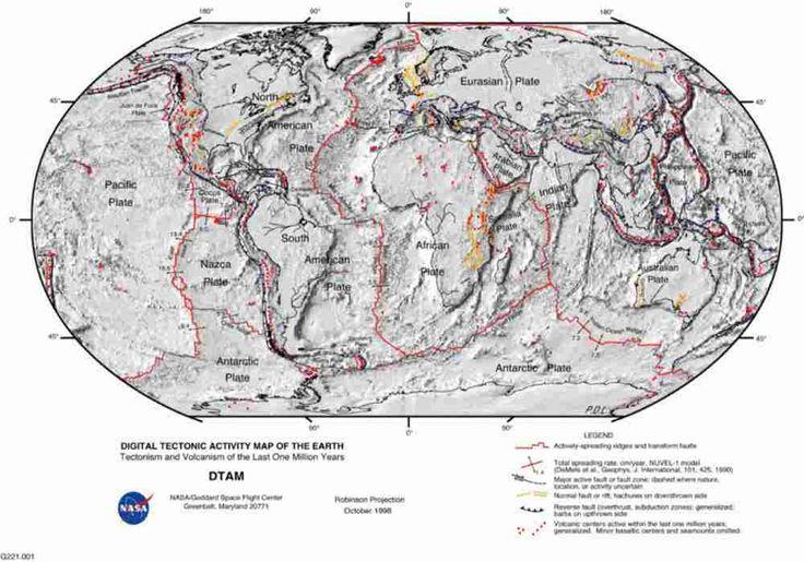 Gempa bumi tektonik