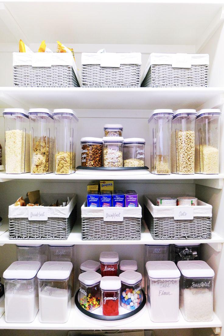 56 best [ Pantry ] images on Pinterest   Kitchens, Organization ...