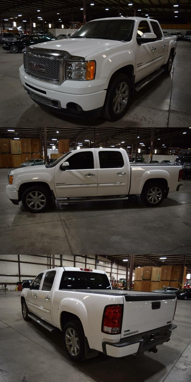Fully Loaded 2011 Gmc Sierra 1500 Denali Offroad In 2020 Gmc