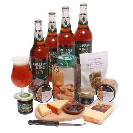 12 best easter hampers images on pinterest easter hampers ipa beer gift hamper fathersday negle Gallery