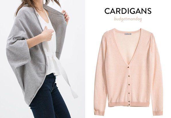 14 cardigans under 500 kroner | Stylista.dk