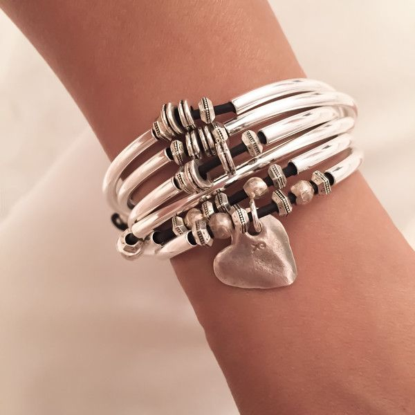 Leather Wrap Bracelet With Charms: 17 Best Ideas About Cheryl James On Pinterest