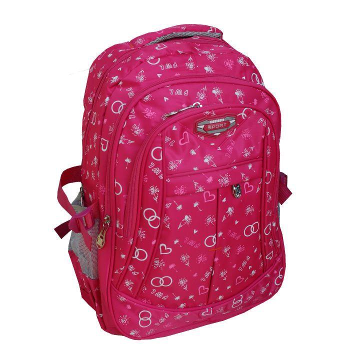 Kinder-Mädchen-Reise-Tasche-Rucksack-Schulrucksack-Schultertasche Sporttasche
