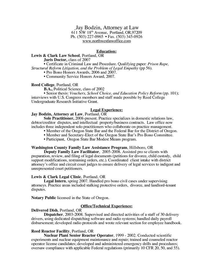 Litigation Associate Resume Image Collections Resume Format