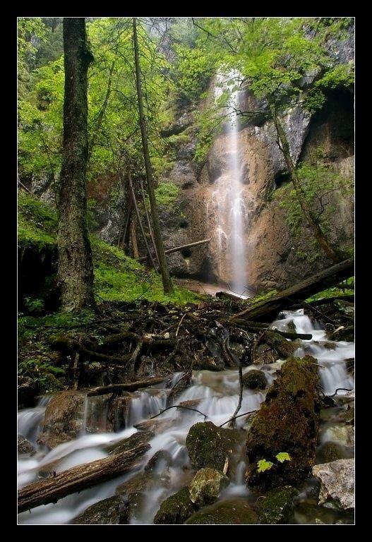 Slovak Paradise National Park , Slovakia