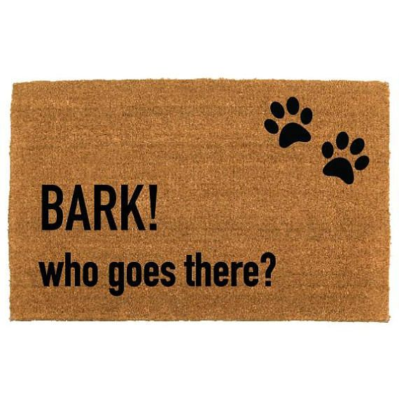 Dog Themed Outdoor Rugs: 65 Best The Cheeky Doormat Images On Pinterest