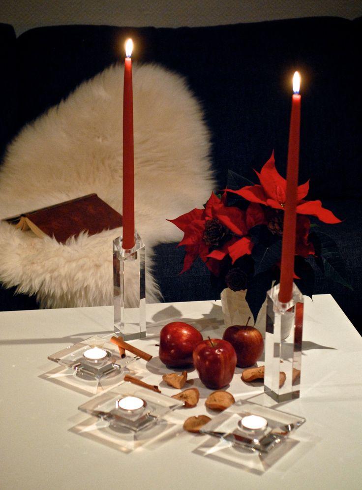 #mivalli #joulu #christmas #suomalainenmuotoilu #sisustus #homedecor #elegance #modern #interior #candleholder #finnishdesign #nordicdesign