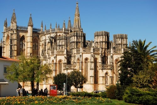 Monastery of Batalha Portugal (UNESCO World Heritage)