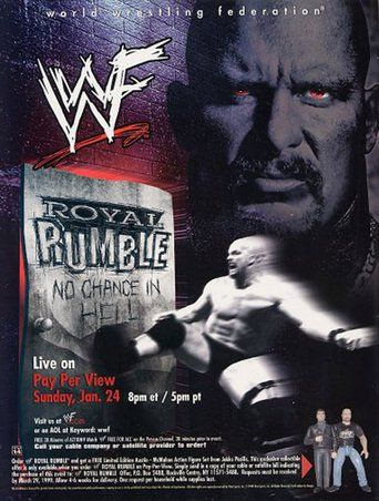 WWE Royal Rumble 1999 (1999)…