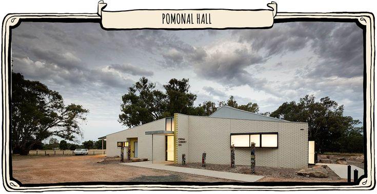 Pomonal, 15 March 2018 - Festival of Small Halls
