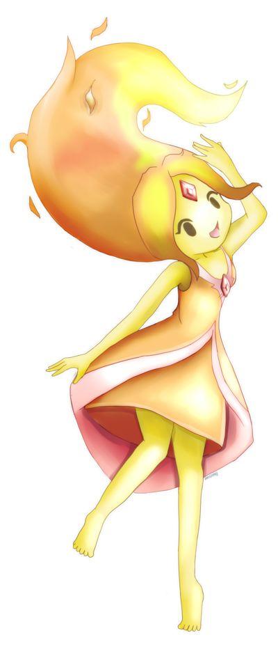 Adventure Time: Flame Princess by ~Zel-Duh on deviantART