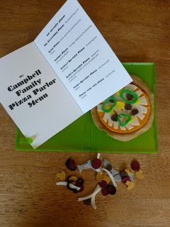 To create or not to create...that is the question.: Upcycled DVD case = kid's pizza activity