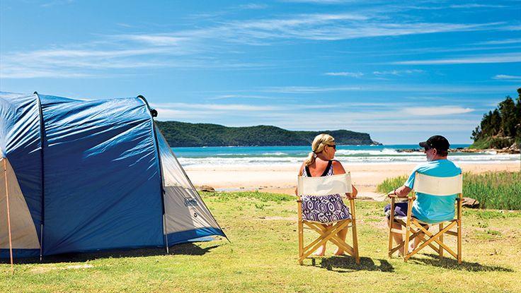 NRMA Ocean Beach Holiday Park | Central Coast NSW | NRMA Holiday Parks