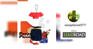 Check out what I found on the LimeRoad Shopping App! You'll love the look. look. See it here https://www.limeroad.com/scrap/5926a3e2f80c2474cd732766/vip?utm_source=56af6307c0&utm_medium=android