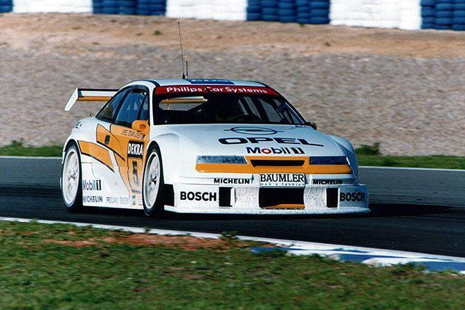 Opel Calibra DTM race car