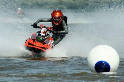 El campeonato de España de Motos Acuáticas llega a Gandia