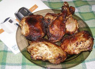 W Mojej Kuchni Lubię.. : pyszne porcje kurczaka prawie bez tłuszczu:Airfrye...