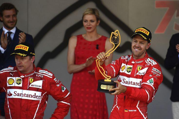 F1: Η τακτική των ελαστικών στο Μονακό