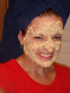 Honey oatmeal and yogurt face mask left my skin very soft and moisturized.