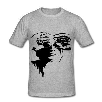 T-shirt avec portrait de Poutune, s'est un bon cadeau