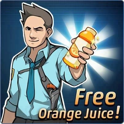 Criminal Case Latest updates 40 Orange Juice [ Oct 31 2013 ]