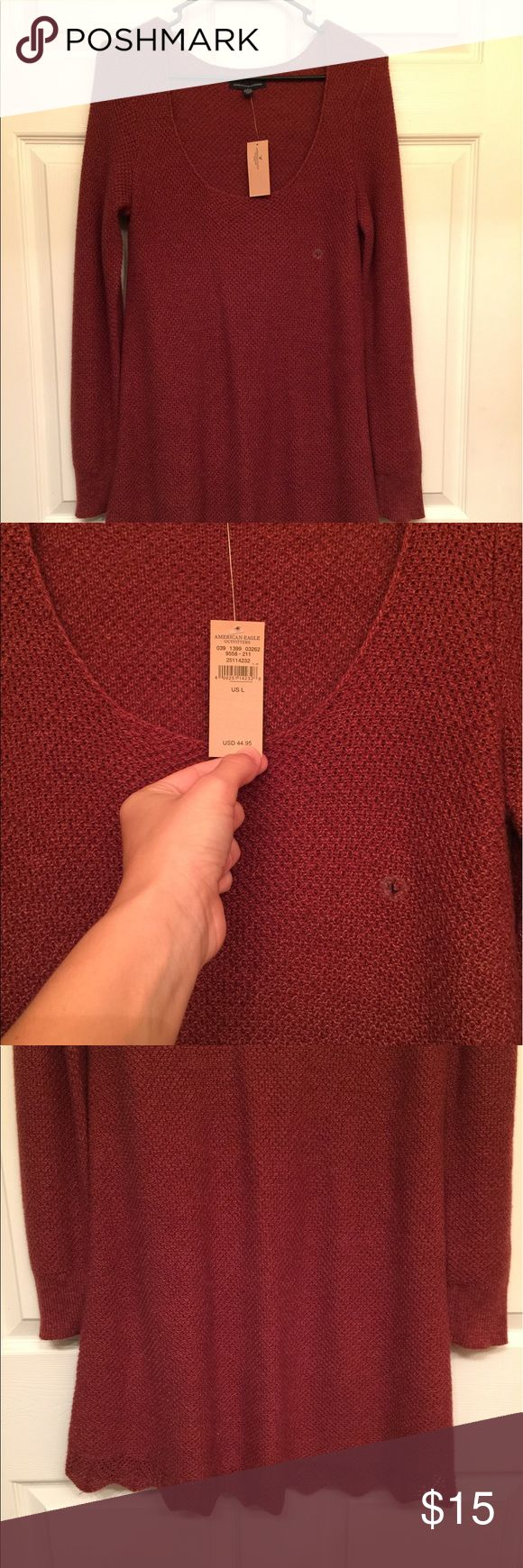 American Eagle sweater dress American Eagle sweater dress American Eagle Outfitters Dresses Long Sleeve