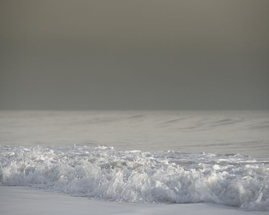 Tidal Resonance No.35, 2013. The photographs in Tidal Resonance depict the echoes, natural sounds and languages of the ocean.