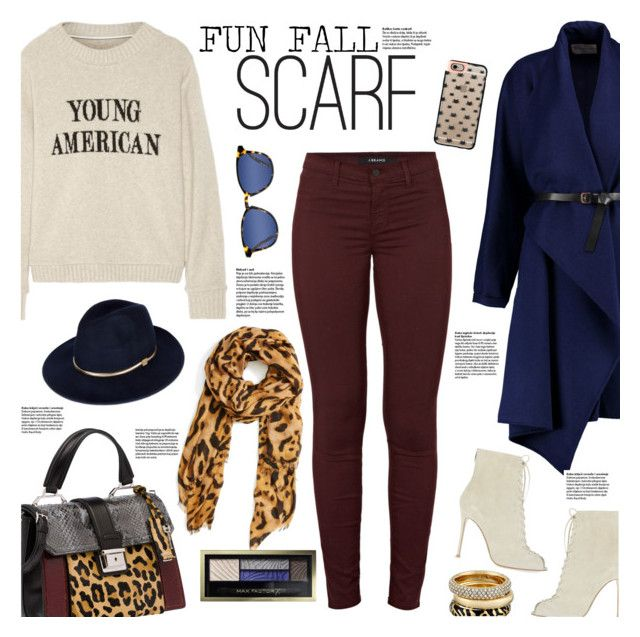 """""""It's a Wrap! Fun Fall Scarves 