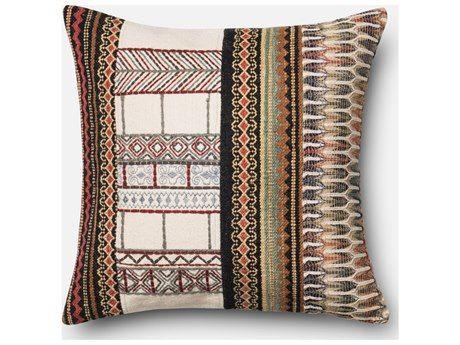 loloi rugs square multi pillow