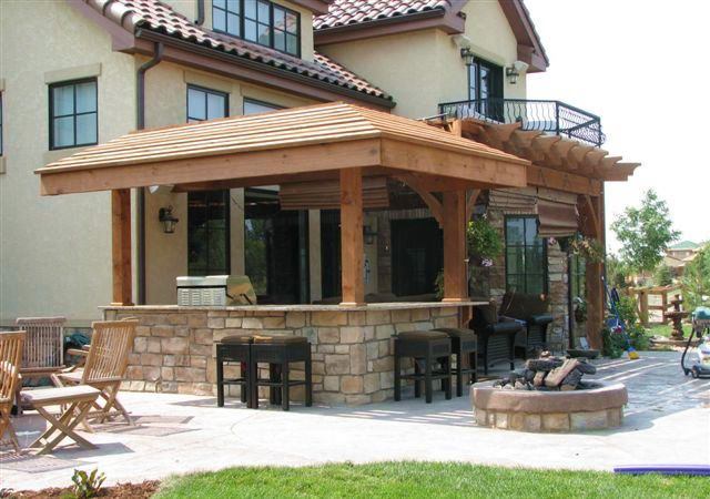 outdoor kitchen | Outdoor Structure Company | Outdoor Kitchen Installations | Northern ...