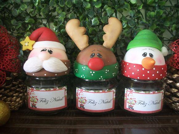 Potinhos de Natal