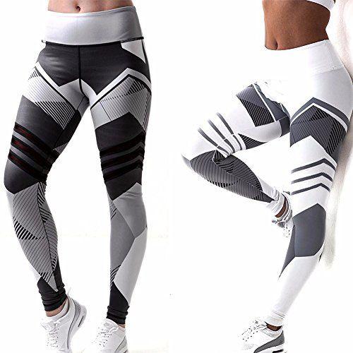 aaf2946348636 Fittoo Hot Sale #Yoga Pants Sport Pants #Workout #Leggings Sexy High Waist  Trousers - Black Arrow (XL)